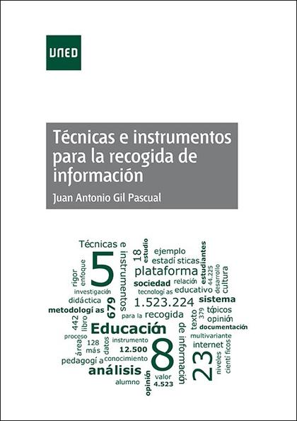 TÉCNICAS E INSTRUMENTOS PARA LA RECOGIDA DE INFORMACIÓN.