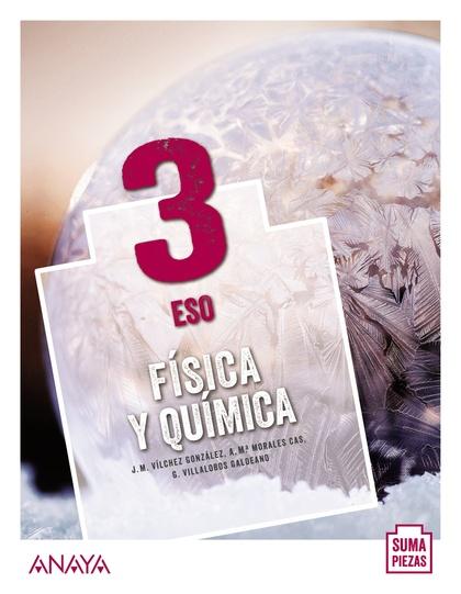 FÍSICA Y QUÍMICA 3. (COLEGIOS BILINGÜES).