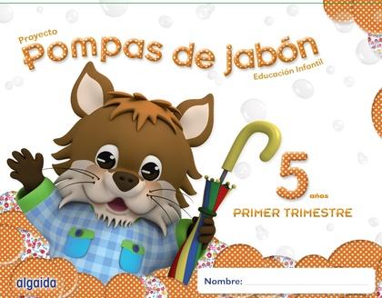 POMPAS DE JABÓN 5 AÑOS. 1º TRIMESTRE. PROYECTO EDUCACIÓN INFANTIL 2º CICLO.