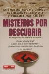 MISTERIOS POR DESCUBRIR. EL ENIGMA DE LOS TESOROS MALDITOS