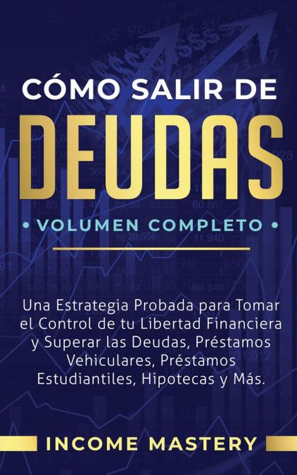 CÓMO SALIR DE DEUDAS