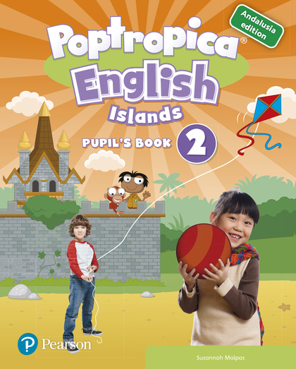POPTROPICA ENGLISH ISLANDS 2 PUPIL´S PACK ANDALUSIA.
