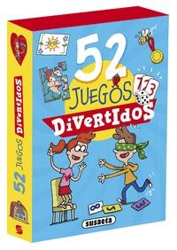52 JUEGOS DIVERTIDOS.