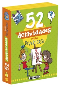 52 ACTIVIDADES PARA DIVERTIRSE.