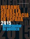 INFORME SOBRA LE DEMOCRACIA EN ESPAÑA 2015
