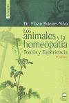 LOS ANIMALES Y LA HOMEOPATÍA. TEORÍA Y EXPERIENCIA