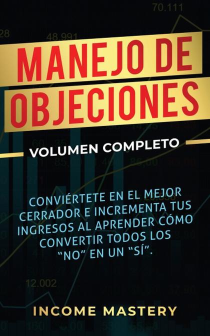 MANEJO DE OBJECIONES
