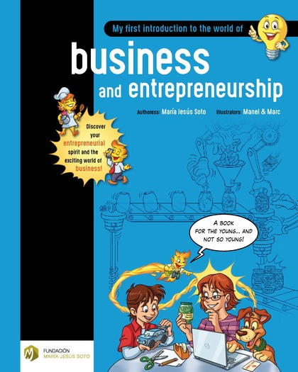 MY FIRST INTRODUCTION TO THE WORLD OF BUSINESS AND ENTREPRENEURSHIP.