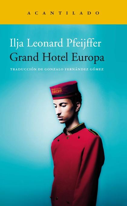 GRAND HOTEL EUROPA.
