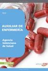 AUXILIAR DE ENFERMERÍA, AGENCIA VALENCIANA DE SALUD. TEST