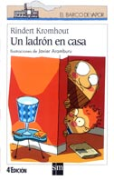 UN LADRÓN EN CASA