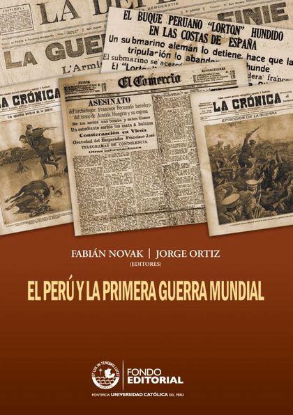 EL PER£ Y LA PRIMERA GUERRA MUNDIAL