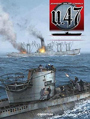 U47 AMERICA CONTRAATACA - VOLUMEN 4.