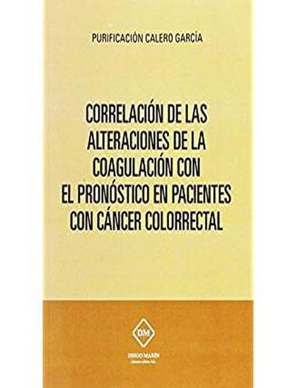 CORRELACION DE LAS ALTERACIONES DE LA COAGULACION CON EL PRONOSTICO EN PACIENTES