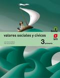 SAVIA, VALORES SOCIALES Y CÍVICOS, 3 EDUCACIÓN PRIMARIA