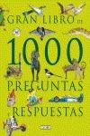 GRAN LIBRO DE 1000 PREGUNTAS Y RESPUESTAS.