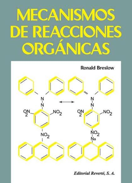 Mecanismos de reacciones orgánicas
