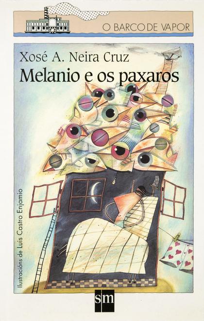 MELANIO E OS PÁXAROS