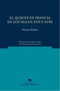 EL QUIJOTE EN FRANCIA EN LOS SIGLOS XVII Y XVIII