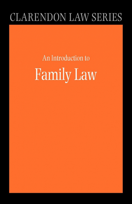 AN INTRODUCTION TO FAMILY LAW