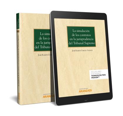 SIMULACION DE LOS CONTRATOS EN LA JURISPRUDENCIA DEL TRIBUNAL. SUPREMO