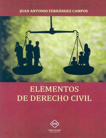ELEMENTOS DE DERECHO CIVIL