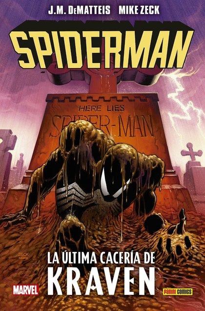 SPIDERMAN: LA ÚLTIMA CACERÍA DE KRAVEN.