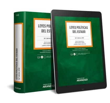 LEYES POLÍTICAS DEL ESTADO (DÚO).