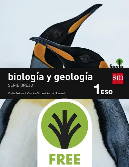 SD ALUMNO. BIOLOGÍA Y GEOLOGÍA, BREZO. 1 ESO. SAVIA [FREE]
