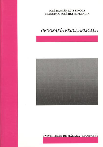 GEOGRAFÍA FÍSICA APLICADA