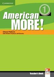 AMERICAN MORE! LEVEL 1 TEACHER´S BOOK
