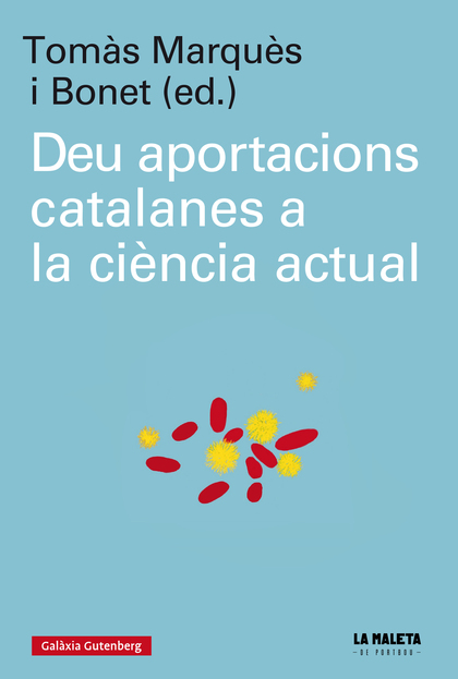 DEU APORTACIONS CATALANES A LA CIÈNCIA ACTUAL- EBOOK.