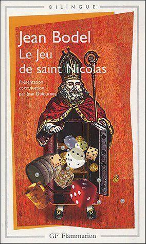JEU DE SAINT NICOLAS, LE