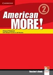 AMERICAN MORE! LEVEL 2 TEACHER´S BOOK