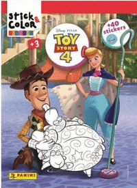STICK AND STACK TOY STORY 4