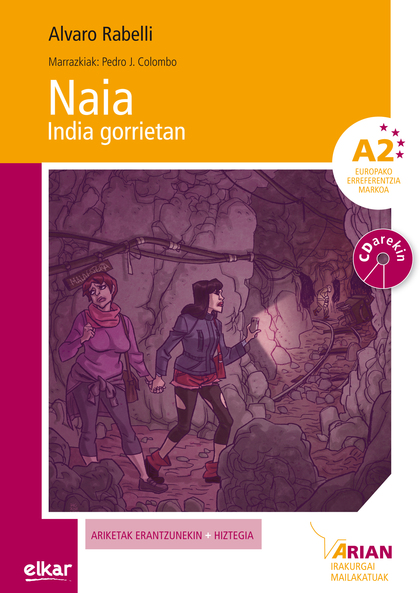 NAIA INDIA GORRIETAN