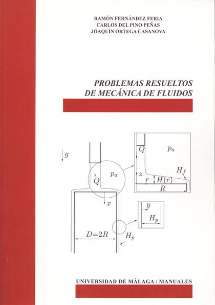 PROBLEMAS RESUELTOS DE MECÁNICA DE FLUIDOS