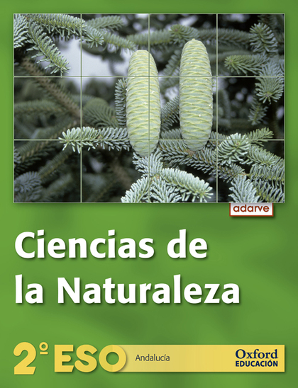 ADARVE, CIENCIAS NATURALES, 2 ESO (ANDALUCÍA)
