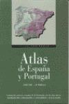 ATLAS DE ESPAÑA Y PORTUGAL
