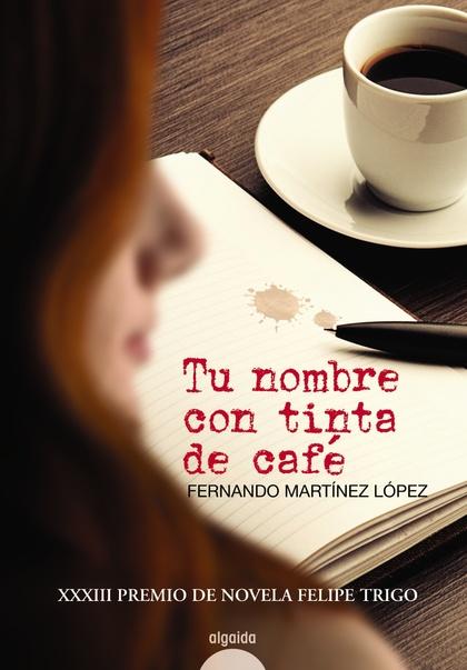 TU NOMBRE CON TINTA DE CAFÉ