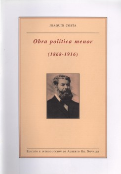OBRA POLÍTICA MENOR (1868-1916)