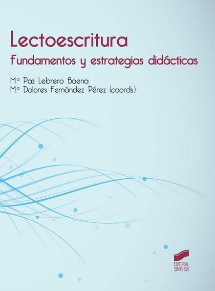 LECTOESCRITURA                                                                  FUNDAMENTOS Y E