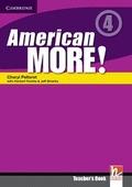 AMERICAN MORE! LEVEL 4 TEACHER´S BOOK