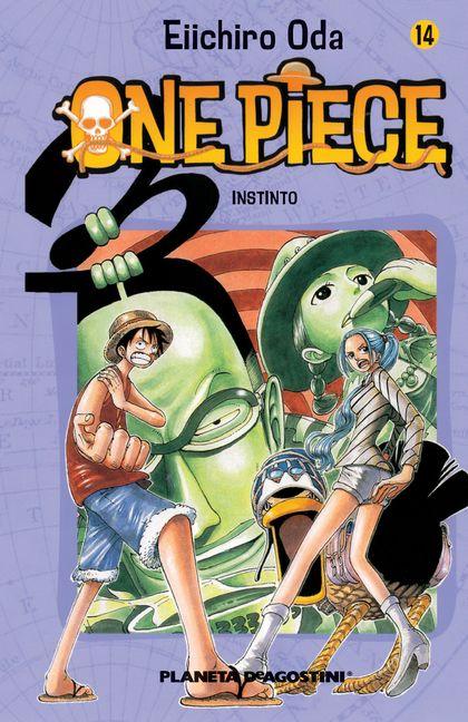 ONE PIECE Nº14.
