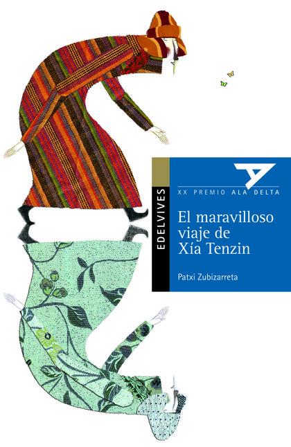 EL MARAVILLOSO VIAJE DE TENZIN