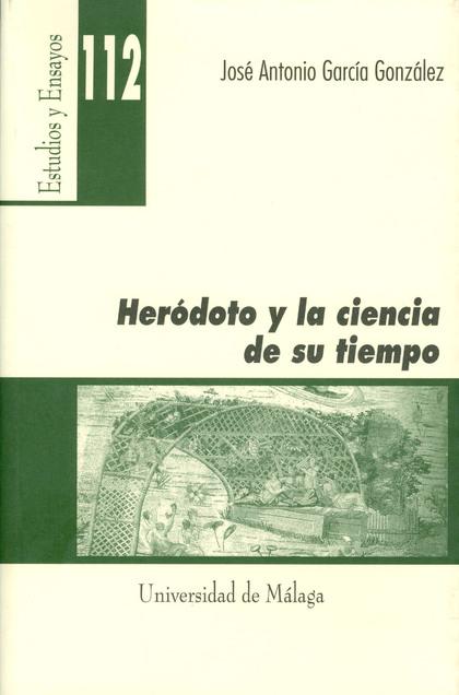 HERÓDOTO Y LA CIENCIA DE SU TIEMPO