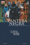 PANTERA NEGRA 4, CRÍMENES DE GUERRA