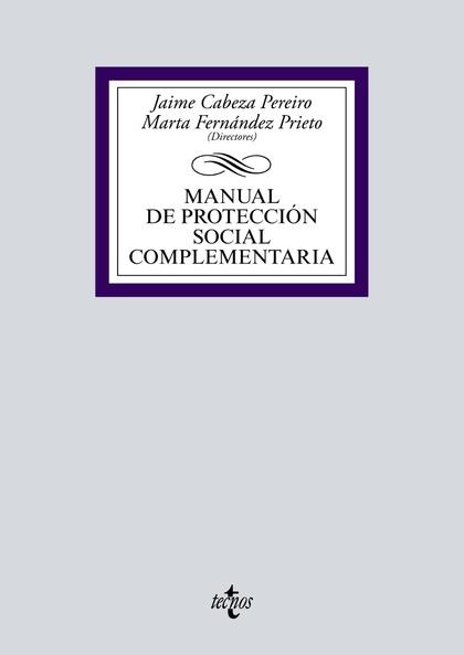 MANUAL DE PROTECCIÓN SOCIAL COMPLEMENTARIA.