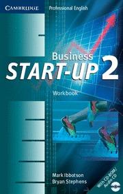 START UP 2 BUSINESS WORKBOOK