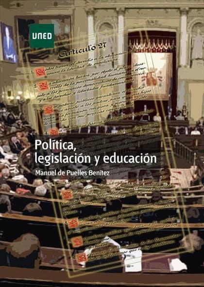 POLÍTICA, LEGISLACIÓN Y EDUCACIÓN.